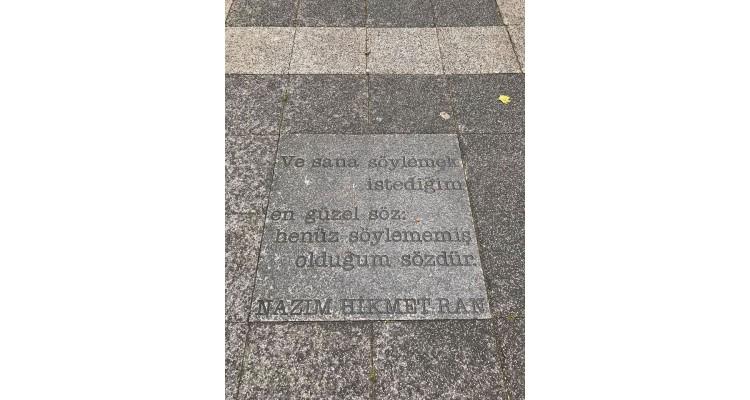 Nâzım Hikmet Ran-poem