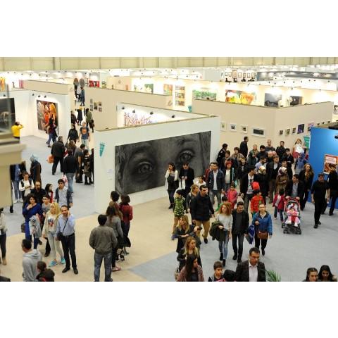 Artist Istanbul-fair