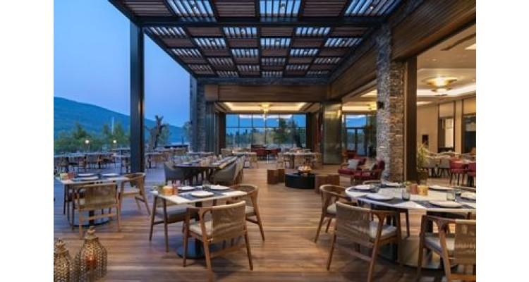Lujo-restaurant