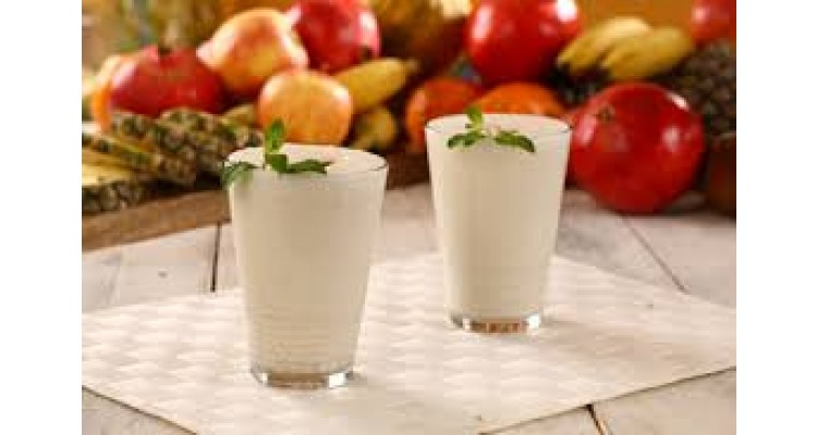 ayran-turkish yogurt drink