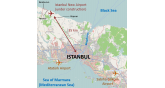 İstanbul New Airport-map