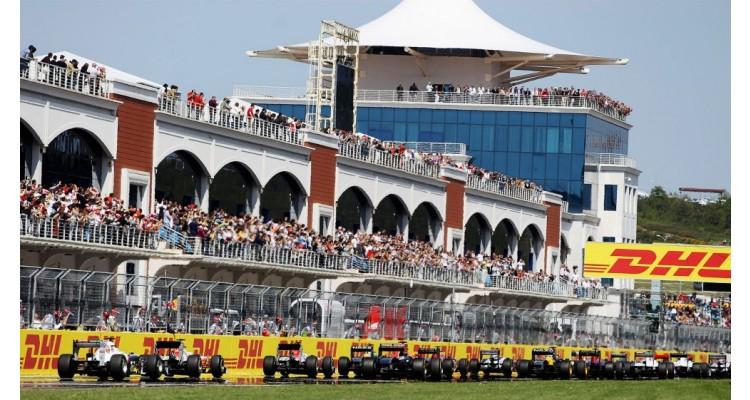 Formula 1-DHL Turkish Grand Prix 2020-Istanbul