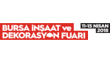 BURSA INSAAT VE DECORASYON FUARI 2018