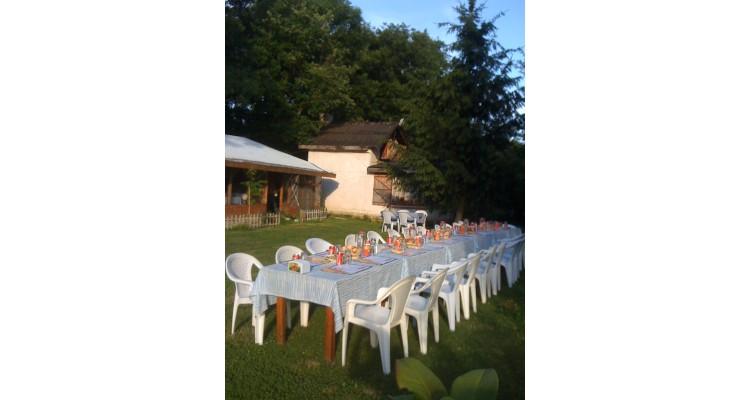 Binkılıç Saklı Bahçe-table
