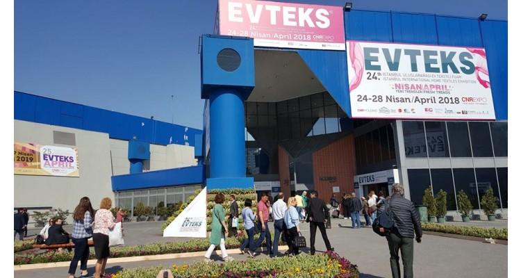 Evteks 2019-Istanbul