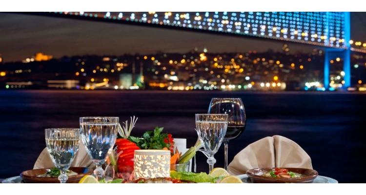 Bosphorus-dinner