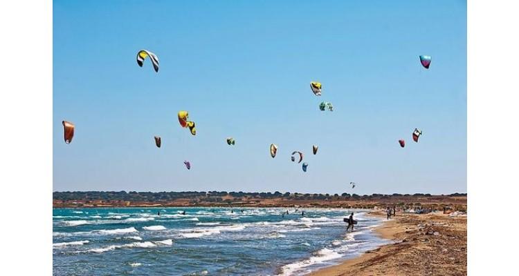 Imvros-windsurfing