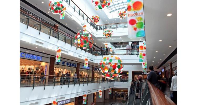 Istanbul- malls