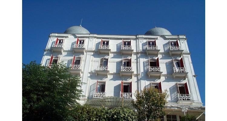 Historic Palace Hotel