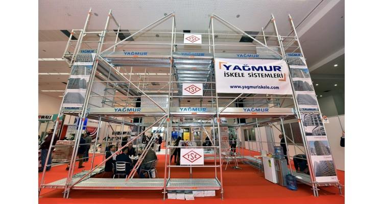 Yapı Fuarı - Turkeybuild İstanbul