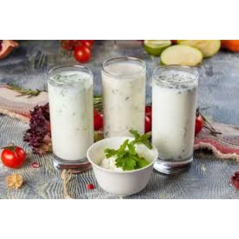 ayran-turkish yogurt drink