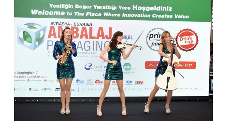 Food Tech Eurasia Istanbul 2018