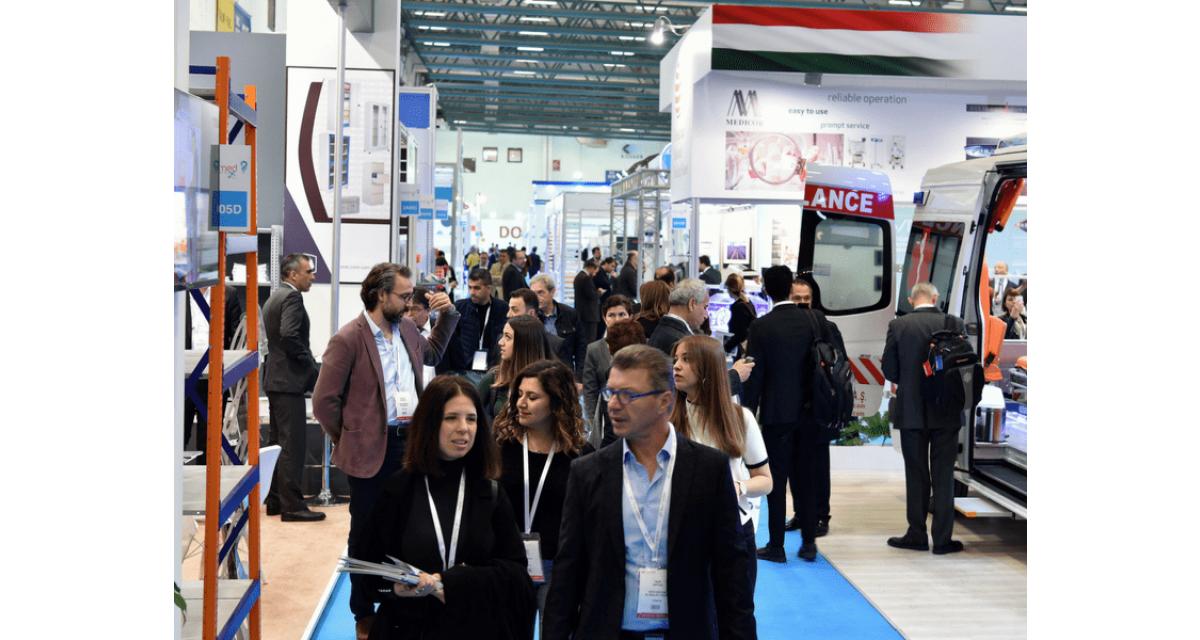 EXPOMED-EURASIA 2019 medical and healthcare fair