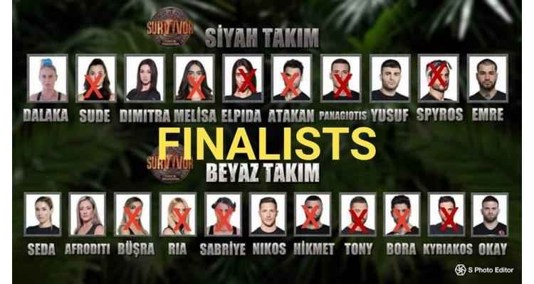 Survivor 2019-finalists