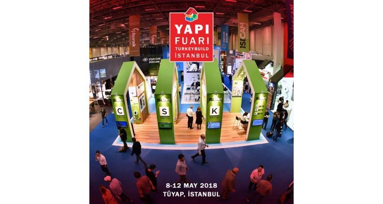 41η YAPI TURKEY BUILD Istanbul 2018