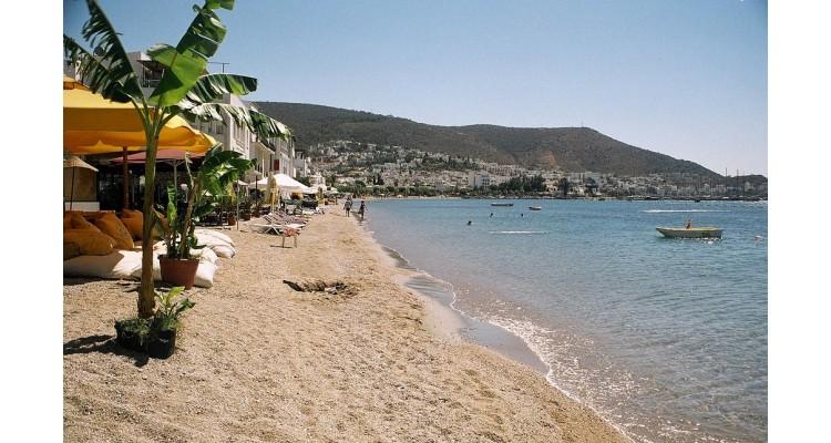 Bodrum-plaj