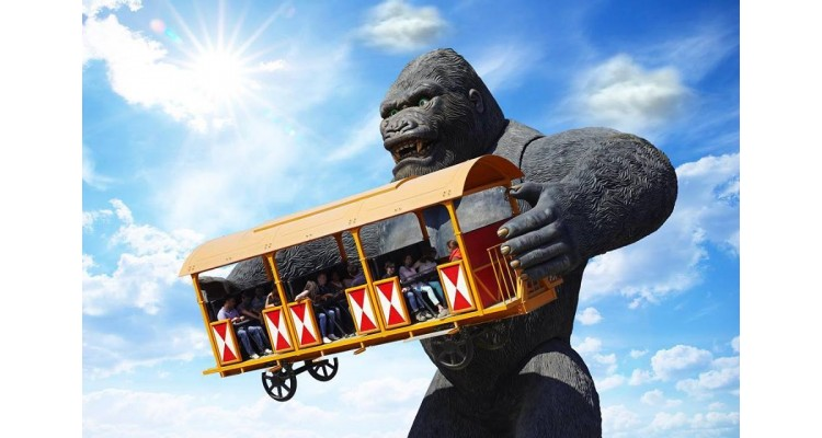 İsfanbul-King Kong