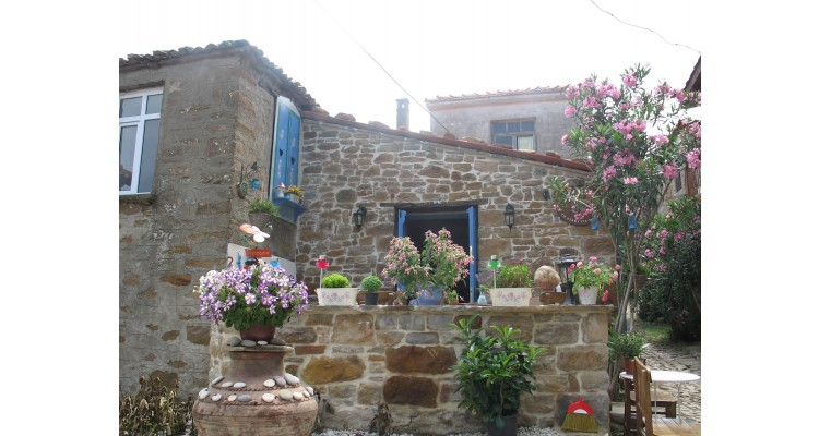 Imvros-houses
