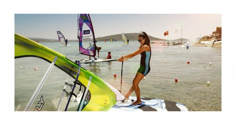 Izmir-windsurfing