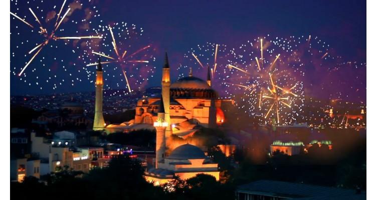İstanbul-havai fişek