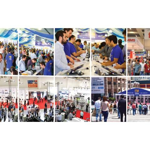 ITM 2018 Uluslararası–Istanbul Tekstil Makineleri Fuarı
