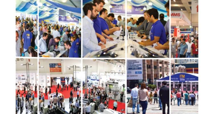 ITM 2018 –Istanbul Διεθνής Έκθεση Μηχανημάτων Κλωστοϋφαντουργίας