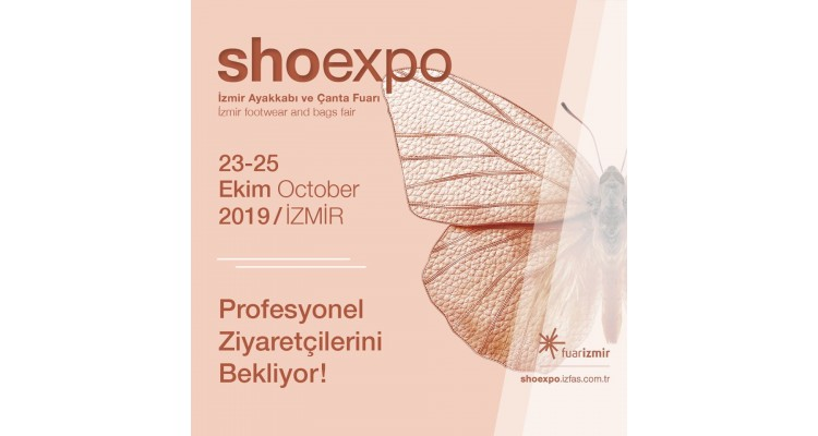 SHOEXPO Izmir-October 2019
