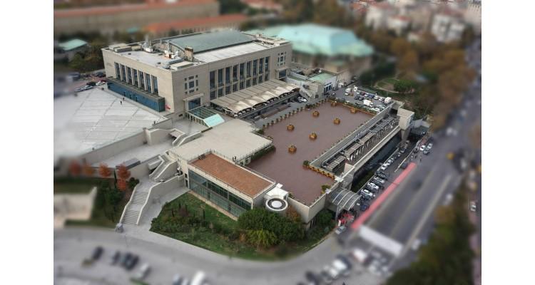Lütfi Kırdar Kongre ve Sergi Sarayı