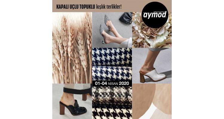 AYMOD İstanbul-Footwear Fashion Fair