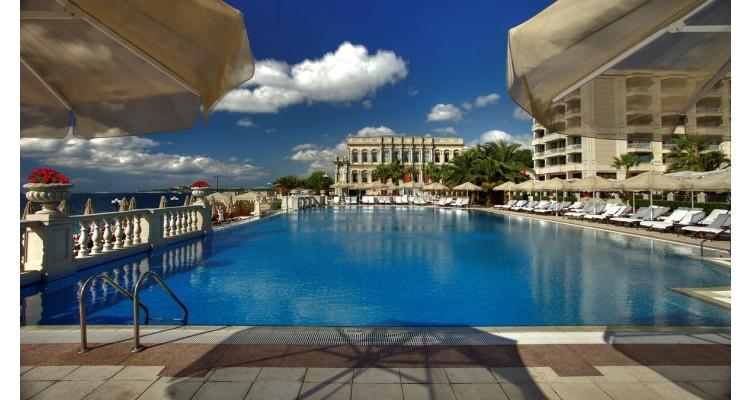 Çırağan-swimming pool