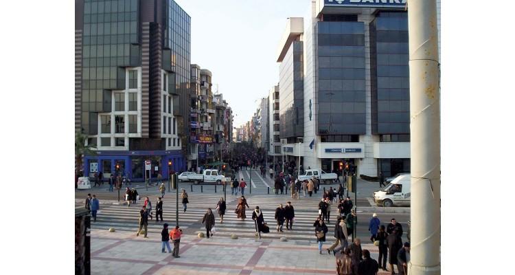 Izmir-modern city