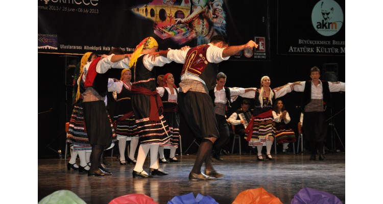folk-dances