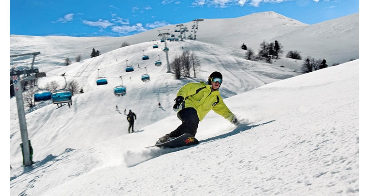 Bursa – Uludağ-Ski Center   Redblueguide com