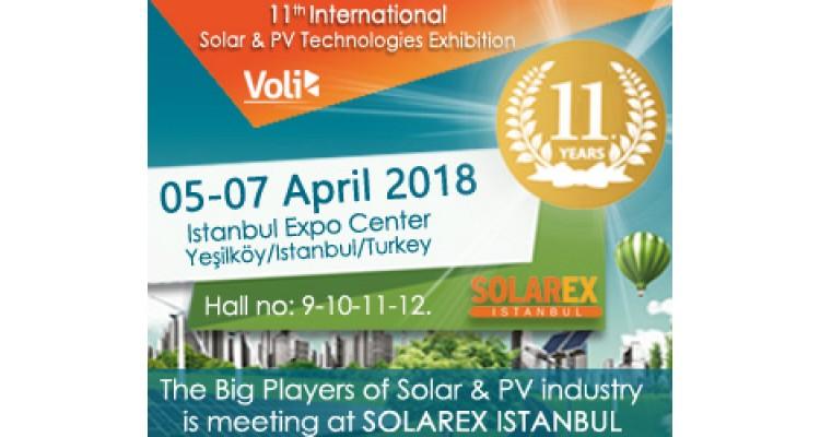SOLAREX ISTANBUL 2018
