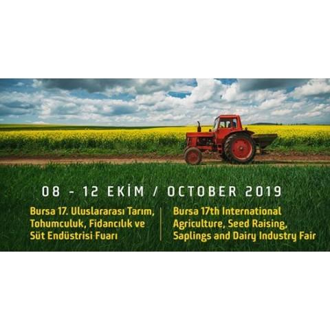 Bursa Agriculture Fair 2019