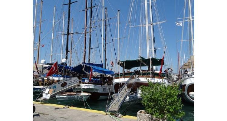 Bodrum-marina