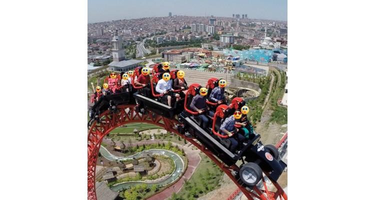 İsfanbul-τρένο