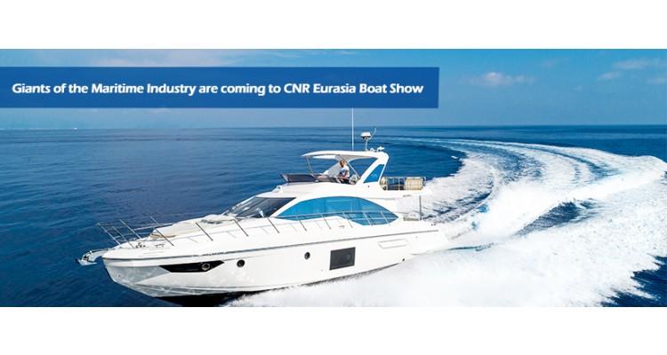 CNR EURASIA BOAT SHOW ISTANBUL 2020
