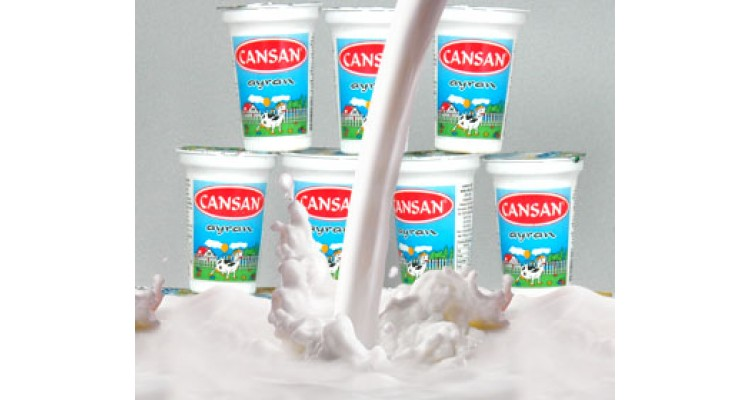 ayran-in super market