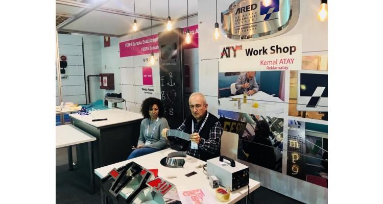 Fespa Eurasia Istanbul-printing machinery