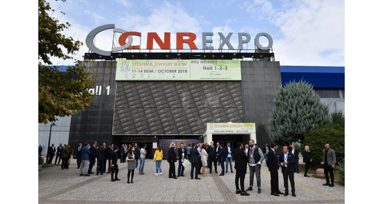 CNR Expo-Istanbul- Fair Center