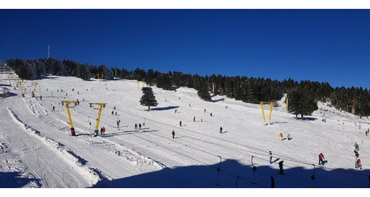 Uludağ-Ski Center