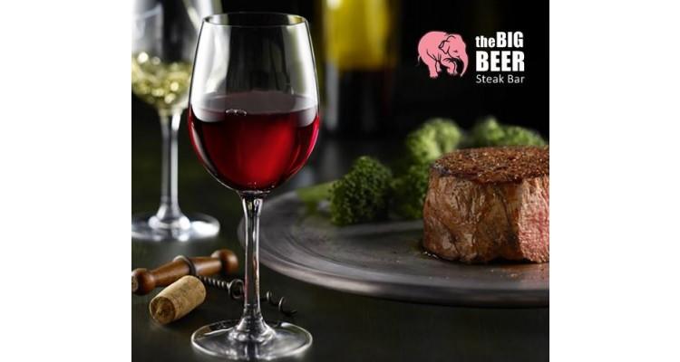 yemek-şarap