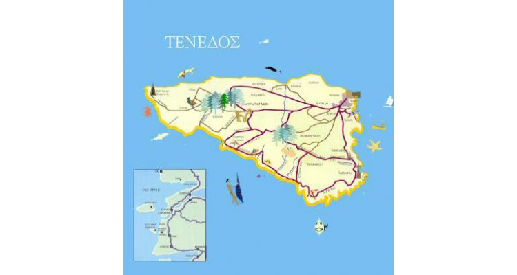 Tenedos-map