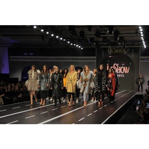 Leshow Istanbul-international leather and fashion fair